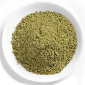 Mitragyna speciosa - Green Malaysian Kratom Powder