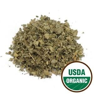 Organic Mullein Leaf C/S - 4 oz | 209455 311 15