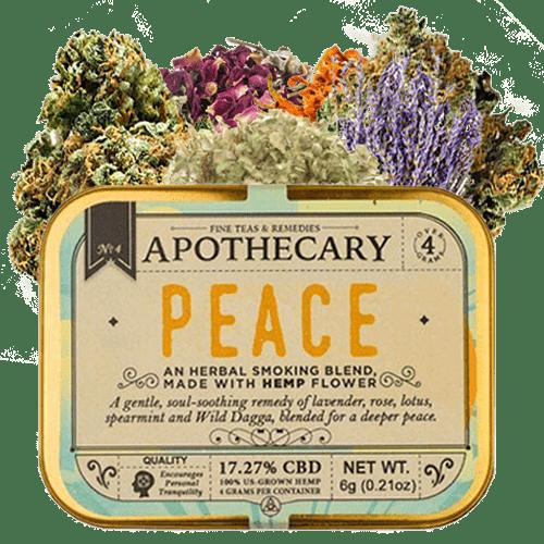Peace-CBD-Smoking-Flower